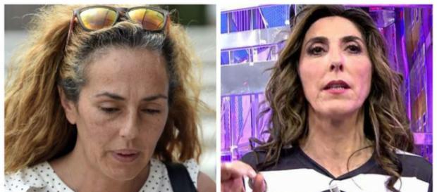 Rocio Carrasco y Paz Padilla en imagen