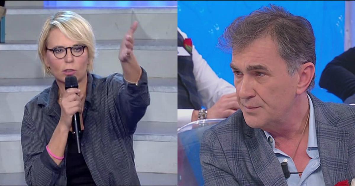Uomini e Donne trono classico: Ferico Rubini torna da ...