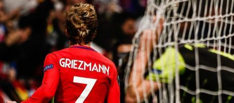 Antoine Griezmann désireux de rallier la Catalogne