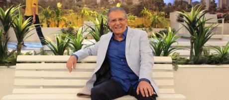 Carlos Alberto de Nóbrega em 'A Praça é Nossa'. (Arquivo Blasting News)