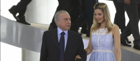 Marcela Temer exige entrega de pertences apreendidos pela PF. (Arquivo Blasting News)