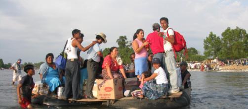 Aumentan los recién llegados entre los migrantes centroamericanos. - centrosconacyt.mx