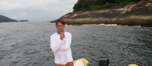 Bolsonaro era deputado federal quando foi multado. (Arquivo Blasting News)