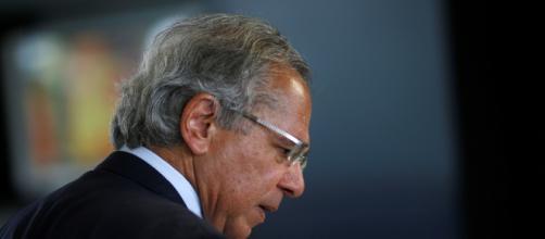 Ministro Paulo Guedes ameaça deixar o cargo. (Arquivo Blasting News)