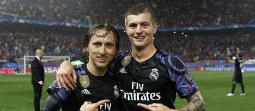 Modric y Kroos, entre los 5 mejor pagados del Real Madrid