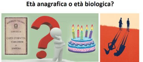 Per le Assicurazioni, le richieste di prepensionamenti, ecc., presto potrebbe valere l'età biologica più della data di nascita,