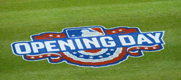 Baseball is back! [Image via USA Today Sports/YouTube]