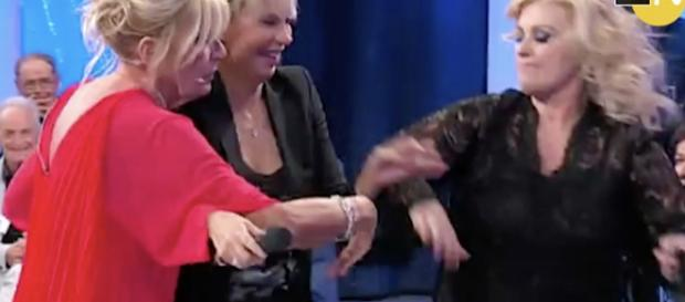 U&D Over, Tina Cipollari attacca Gemma