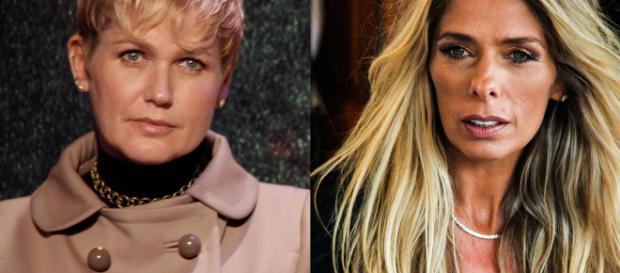 Xuxa e Adriane Galisteu. (Arquivo Blasting News)