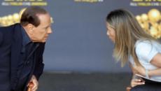 Meloni rottama Berlusconi e Tajani la snobba: 'Giovane signora molto agitata'