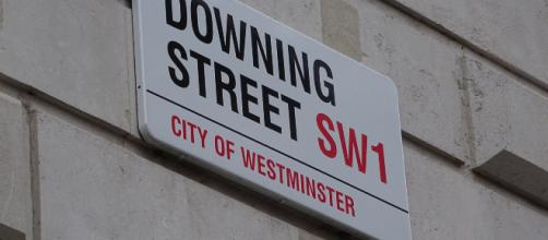 A sign for Downing Street, location of the Prime Minister's residence. [Image via paulbloch - Pixabay]