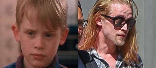 Antes e depois de Macaulay Culkin (Arquivo Blasting News)