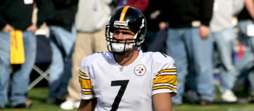 Ben Roethlisberger has helped guide the Steelers to two Super Bowl wins. [Image Source: Flickr | nflravens]
