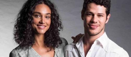 Débora Nascimento e José Loreto (Arquivo Blasting News)