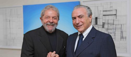 Lula, Temer e outros ex-governantes já foram presos. (Imagem: Arquivo Blasting News)