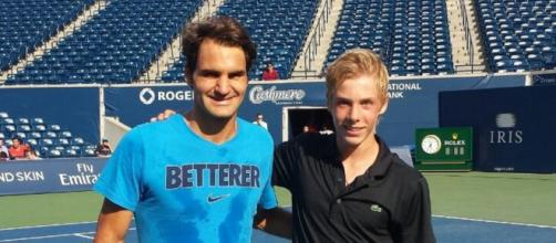 Player of the Month July 2017: Denis Shapovalov - Tennis Pulse - tennis-pulse.com