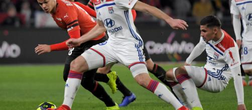 Rennes-Lyon 0-1 - L'OL dompte Rennes et met la pression sur Lille ... - goal.com