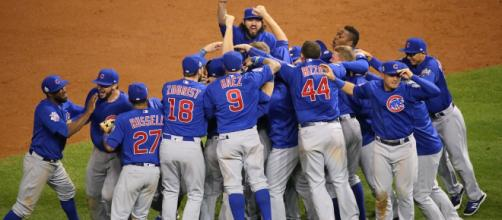 The Cubs are hoping to be doing more of this. [Image via Arturo Pardavila III/YouTube]
