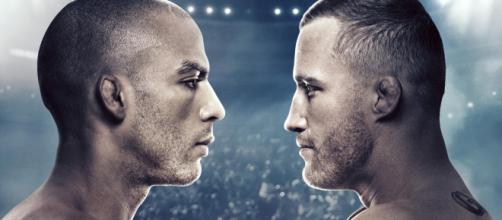 Edson Barboza y Justin Gaethje colisionan en UFC Fight Night