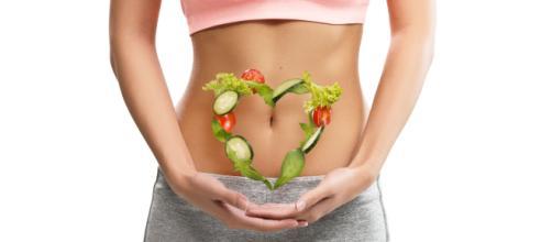 Una dieta sana favorece el proceso digestivo. - pinterest.com