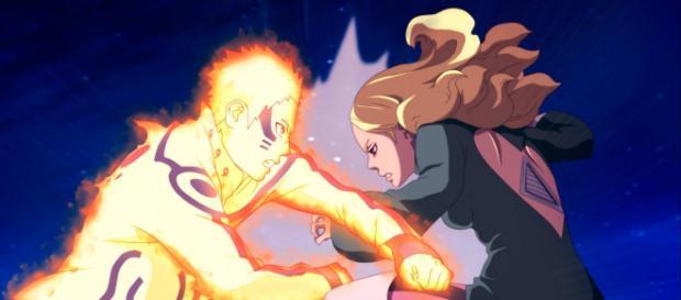 Boruto : Naruto Next Generation, Delta perdió la batalla por imprudente