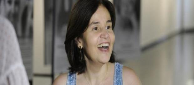 Claudia Rodrigues acorda animada na UTI. (Arquivo Blasting News)