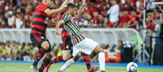 Fluminense não vem sendo efetivo contra os tradicionais rivais desde 2012. (Arquivo Blasting News)