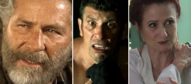 Serial Killer fará ao menos três vítimas em Serro Azul. (Reprodução/Rede Globo)