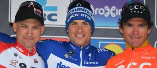 Cyclisme : le top 5 du Het Nieuwsblad