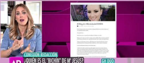 """'El programa de Ana Rosa' desvela la identidad del """"bichín"""". / mitele.es"""
