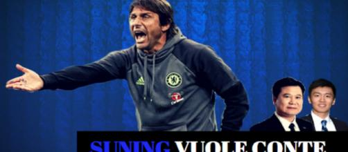 Inter, Conte potrebbe essere il prossimo allenatore.