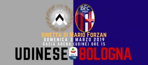 SERIE A: 26ma di campionato: Udinese - Bologna