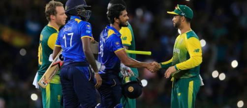 South Africa vs Sri Lanka - ODI Series 2019 live on Sonyliv.com (Image via ICC/Twitter)