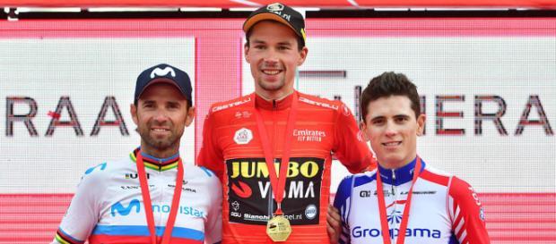 Cyclisme : le top 5 du Tour des Émirats arabes unis