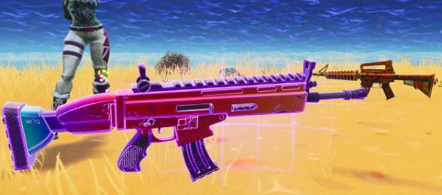 Fortnite is getting animated wraps. [image credits: in-game screenshot]