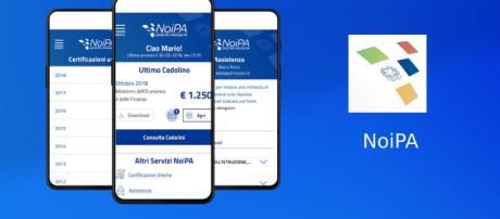 Stipendio di aprile 2019 su NoiPa