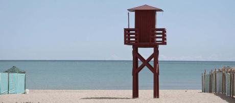 Take a break in Torremolinos on the Costa del Sol in southern Spain. [Image cudipeich/Wikimedia]
