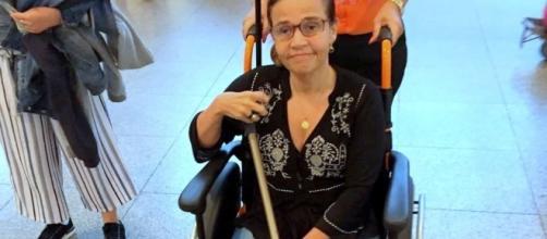 Claudia Rodrigues: melhora no estado de saúde anima médicos e fãs da artista (Arquivo Blasting News)
