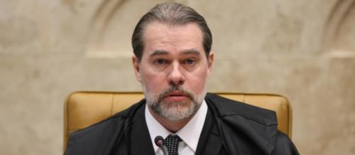 Dias Toffoli alerta ministro da Economia, Paulo Guedes. (Arquivo Blasting News)