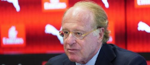 Il presidente Scaroni: 'La Juve confronto al Milan è un altro mondo'