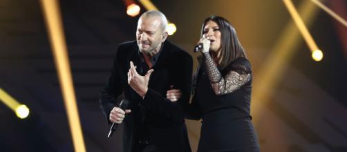 Laura Pausini e Biagio Antonacci ospiti della prima puntata del serale di Amici 18
