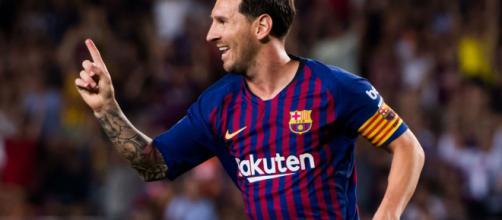 Lionel Messi affole les compteurs en Liga et en Europe