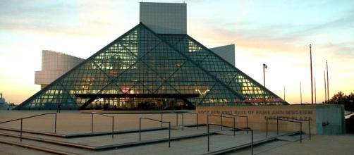 Rock and Roll Hall of Fame. [Image Derek Jensen/Wikimedia]