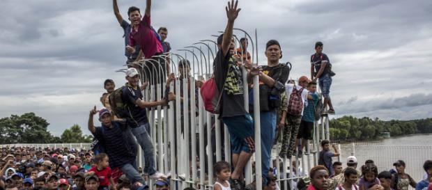 Aumenta migración ilegal hacia EEUU.
