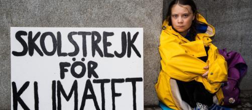 Greta Thunberg sarà in Italia ad aprile