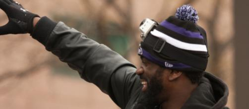 Ed Reed was named to nine Pro Bowls in his 11 seasons with the Ravens. [Image Source: Flickr   ScottRH]