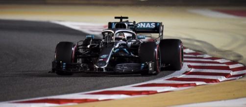 Lewis Hamilton ha vinto il GP del Bahrein, primo successo stagionale per il campione del mondo