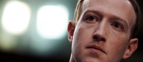Mark Zuckerber, fondatore e proprietario del colosso Facebook.