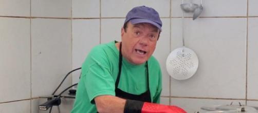 Marquinhos ficou conhecido por ser ator de pegadinhas (Reprodução/ Rede TV)