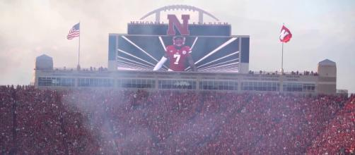 The Nebraska football team has a ton of prospects looking at them [Source: BriSchwab/YouTube]